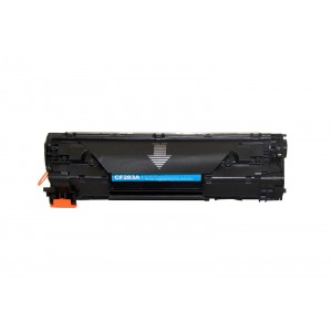 Black HP 83A Refurbished Toner Cartridge - (CF283A) - Special Offer 1 Day only