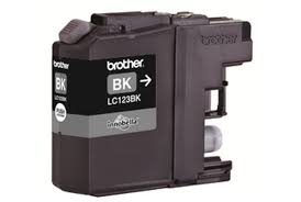 Brother LC123BK Black Refurbished Ink CarTridge (LC-123BK Inkjet Printer Cartridge)