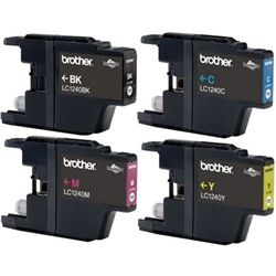 Brother LC1240 Refurbished Ink Cartridge Multipack (LC-1240BK/C/M/Y)