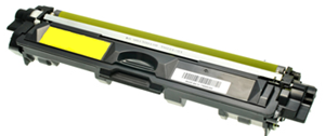 Brother TN-245Y Refurbished Yellow Toner Cartridge