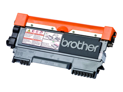 Brother TN2210 Black Refurbished Toner Cartridge - TN-2210 High Yield