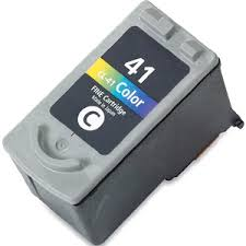 Canon Refurbished Tri-Colour Canon CL-41 Ink Cartridge - (Canon 0617B001)