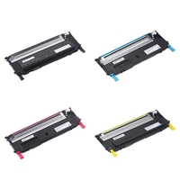 Dell 1230 / 1235 B/C/M/Y Refurbished Toner Value Pack