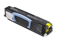 Dell 1720 / 1720dn MW558 Black Refurbished Toner Cartridge 593-10237