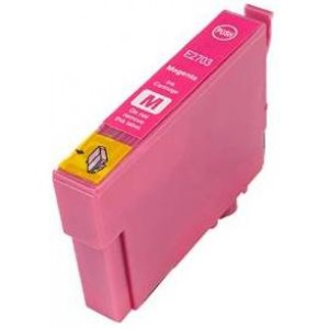 Epson 27XL - T2713 Magenta Refurbished Inkjet Cartridge -  High Capacity - Alarm Clock