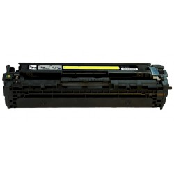 HP 125A Yellow Refurbished Toner Cartridge (CB542A)