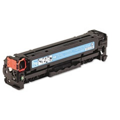 HP 304A Cyan Refurbished Toner Cartridge (CC531A)