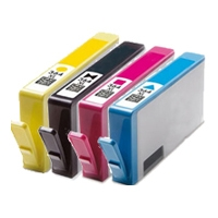 HP 364XL Refurbished Ink Cartridge Multipack B/C/M/Y