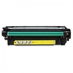 HP 504A Yellow Refurbished Toner Cartridge (CE252A)