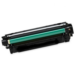 HP 507X Black High Capacity Refurbished Toner Cartridge (CE400X)