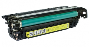 HP 646A Yellow Refurbished Toner Cartridge (CF032A)