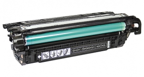 HP 646X Black Refurbished Toner Cartridge (CE264X)