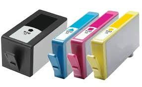 HP 920XL Multipack of 4 BK/C/M/Y Refurbished Ink Cartridges (C2N92AE)