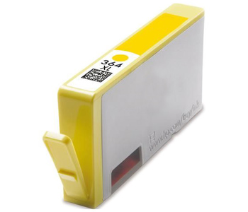 HP No. 364XL Yellow Refurbished Ink Cartridge CB325EE