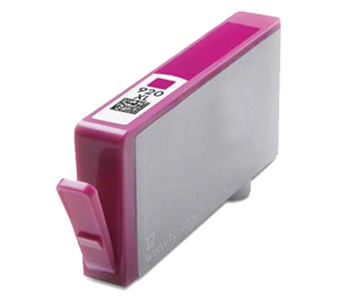 HP Refurbished 920XL Magenta High Capacity Refurbished Ink Cartridge (CD973AE)