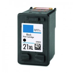 HP21 Black Refurbished Ink Cartridge C9351