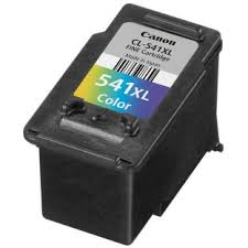 High Capacity CL541 Tri-Colour Canon CL-541XL Refurbished Ink Cartridge - (5226B005AA)