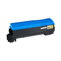 Kyocera TK550 Cyan Refurbished Toner Cartridge