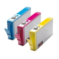 Refurbished HP 364XL Ink Cartridge Multipack C/M/Y