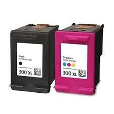 Refurbished HP No.300XL Black / Tri-Colour Ink Multipack cc641ee & cc644ee 5 Star Rating