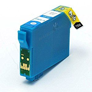 T1282 Cyan Ink Cartridge -Refurbished