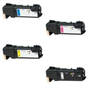Xerox Phaser 6140 Refurbished Toners - VALUEPACK