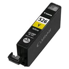Canon CLi-526Y Yellow Refurbished Ink Cartridge 526 - (4543B001)