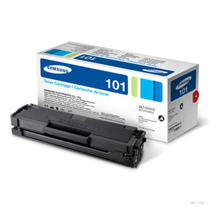 Genuine Black Samsung 101 Toner Cartridge - (MLT-D101S/ELS)
