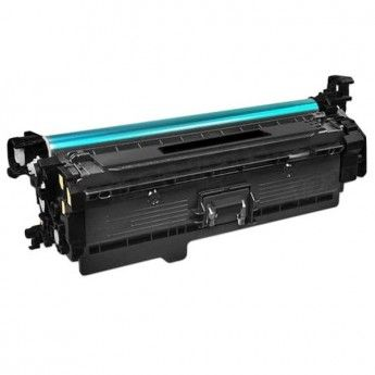 HP 201A - black - Refurbished- LaserJet - toner cartridge ( CF400A )