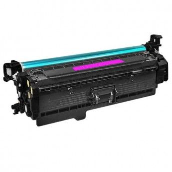 HP 201A - magenta - Refurbished- LaserJet - toner cartridge ( CF403A )