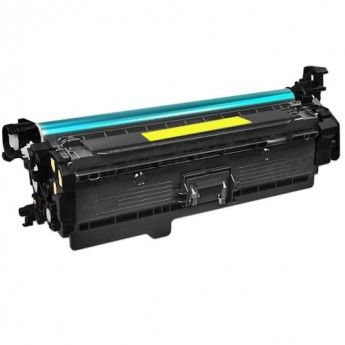 HP 201A - yellow - Refurbished- LaserJet - toner cartridge ( CF402A )